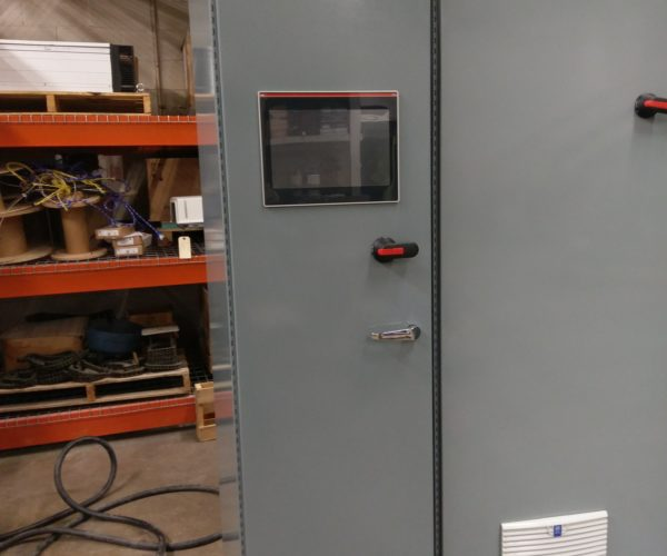 Control Cabinet Outside